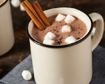 Gourmet Hot Chocolate Milk